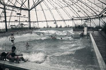 Aqua Mundo früher - Bild: Center Parcs