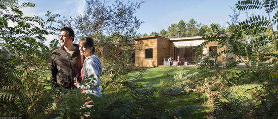 © Groupe Pierre & Vacances-Center Parcs  / studio-bergoend.com
