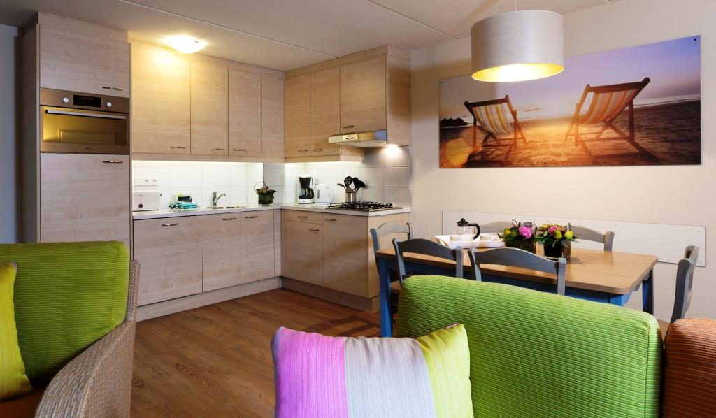 Ferienhaus aus Port Zélande - © Groupe Pierre & Vacances-Center Parcs