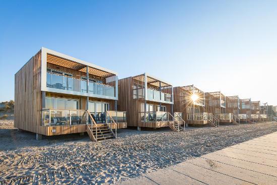 Landal Beach Villa's Hoek van Holland. Bild: Landal GreenParks