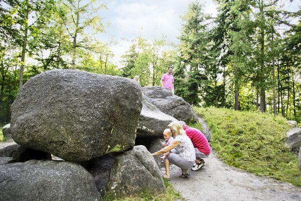 Center Parcs engagiert sich als Fördermitglied von EUROPARC Deutschland e.V. - Bild © Groupe Pierre & Vacances-Center Parcs