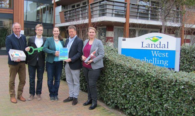 Green Key Landal West Terschelling. Bild: Landal GreenParks GmbH