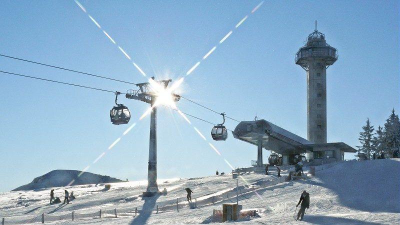 Park Hochsauerland im Winter. Bild: GCE