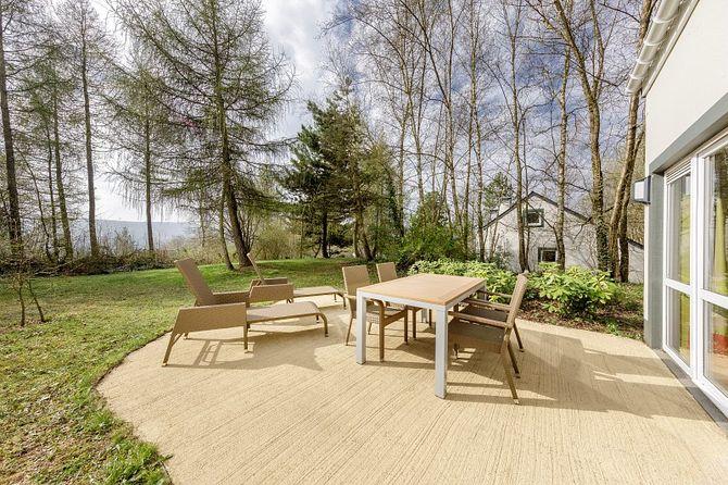 Center Parcs Les Ardennes. Bild: Groupe Pierre et Vacances Center Parcs