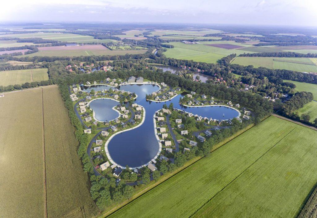 Neuer Ferienpark Landal Drentse Lagune bringt Qualitätsschub für Midden-Drenthe
