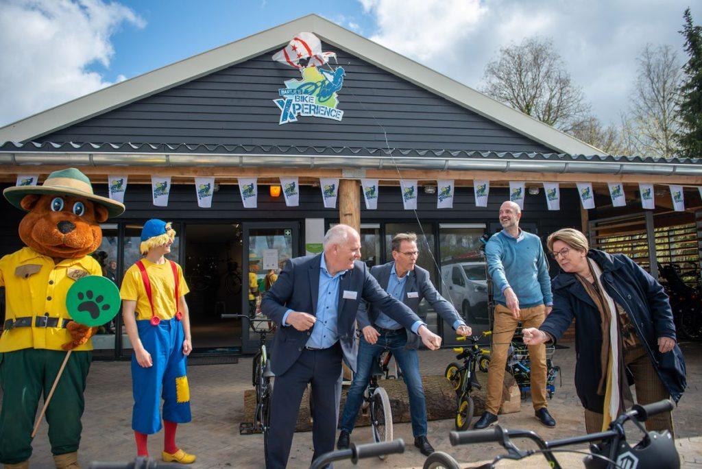 Mit erneuerten und erweiterten Einrichtungen ist Landal Het Land van Bartje fit für den Sommer